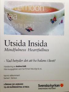 Utsida Insida affisch